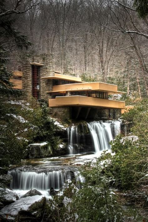 waterfall house 25 best ideas about falling water house on pinterest