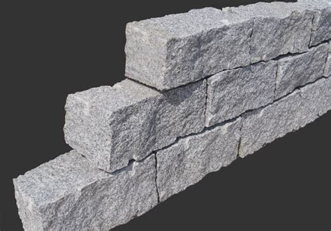 Beton Mauersteine Formate by Granit Mauersteine Gespalten Naturstein Kaufen De