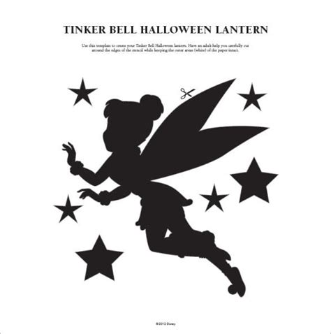 tinkerbell pumpkin template free 16 printable tinkerbell pumpkin templates designs