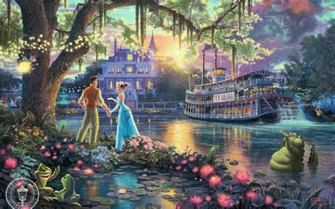 disney wallpaper thomas kinkade disney princess images thomas kinkade quot disney dreams quot hd