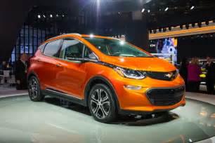 Chevrolet Ev 2017 Chevrolet Bolt Ev Premiere Review Gm Authority