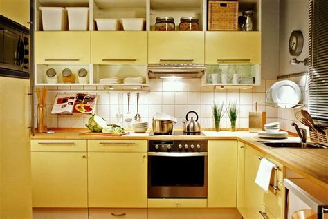 kitchen cabinet color trends 2014 dipped in banana monochromatic rooms