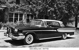 1950s Ford Flop Edsel Ford Stock Photos Edsel Ford Stock Images Alamy