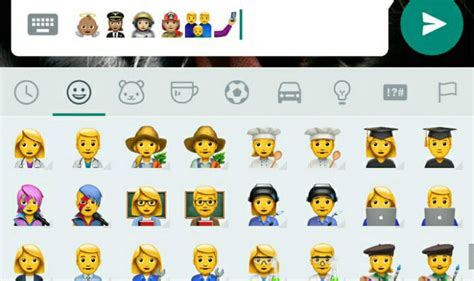 emoji nougat whatsapp android 7 1 nougat emojis now released to android
