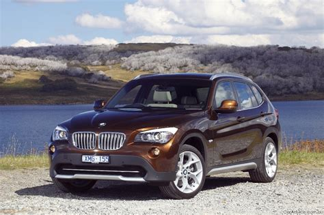 Bmw X1 Suv by Bmw X1 Review Bmw S New Compact Suv Caradvice