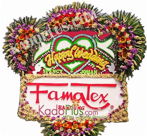 Karangan Bunga Papan Wedding 85733280003 grand happy wedding 1 toko bunga florist