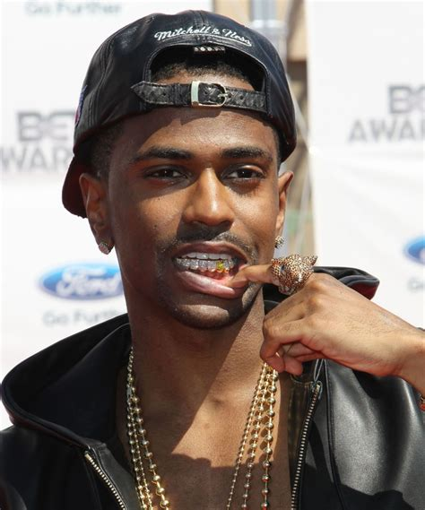 big sean tattoos big picture 56 the bet awards 2012 arrivals