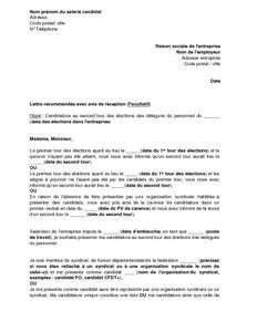 Modèle De Lettre D Invitation à Une Réunion application letter sle modele de lettre de motivation pour un second emploi