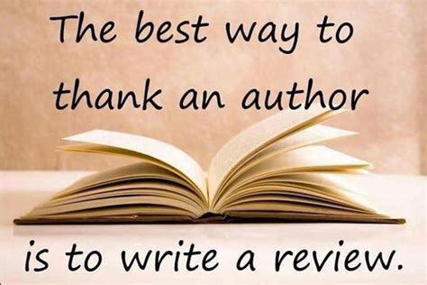 At The My Review by Write A Review Independent Authors Everywhere Will Thank