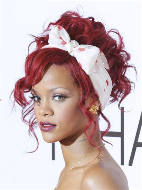 Pin Up Hairstyles With Bandana by How To Do A Pinup Hairstyle With Bandana Hairstyles By