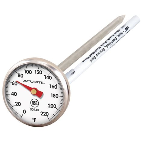 Food Thermometer more views