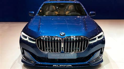bmw alpina   perfect luxury sedan youtube