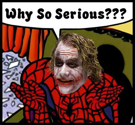 Why So Serious Meme - image 59165 why so serious know your meme