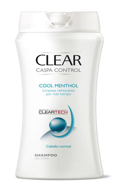 Clear So Cool Menthol 680ml shoo clear cool menthol cero grados