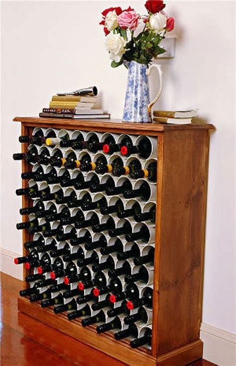 How To Get Wine Out Of Upholstery by 17 Best Ideas About Diy Wine Racks On Wine