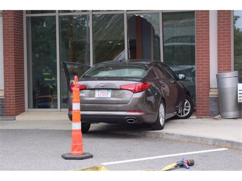 newton wellesley emergency room newton 86 cited for crashing car into newton wellesley er newton ma patch
