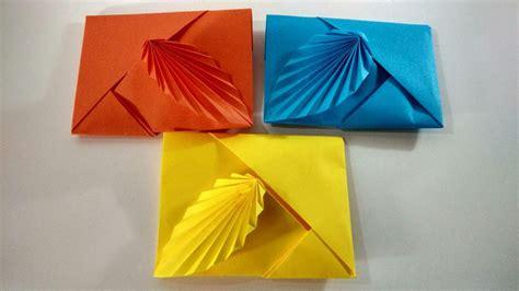 como hacer zapatillas de papel como hacer un sobre de papel sin pegamento ni tijeras