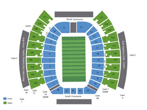 at t stadium map jones at t stadium seating chart and tickets formerly