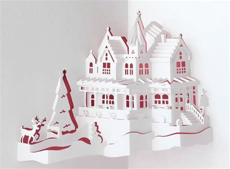 origamic architecture pop up cards world famous buildings