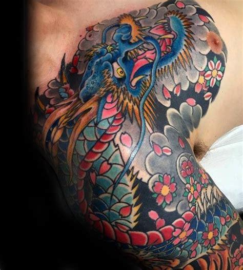 japanese shoulder tattoos 40 shoulder designs for manly ink ideas