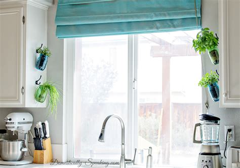 Hanging Herbs In Kitchen Window by 9 Amazing Tranformations For Simple Jars Huffpost