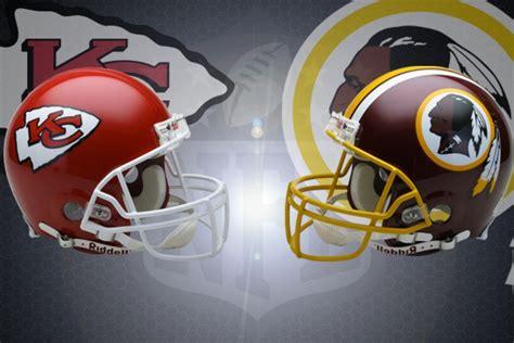 Calendrier Washington Redskins Nfl Week 6 2005 Kansas City Chiefs Vs Washington