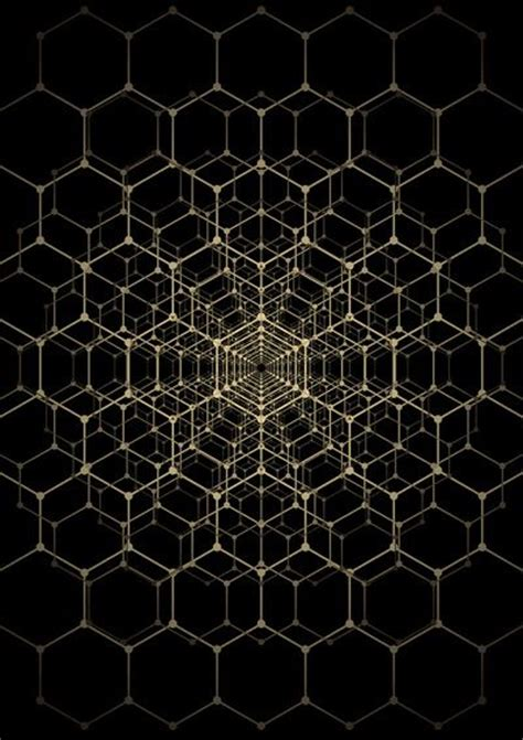 definition of random pattern in art honeycomb pattern textures patterns pinterest