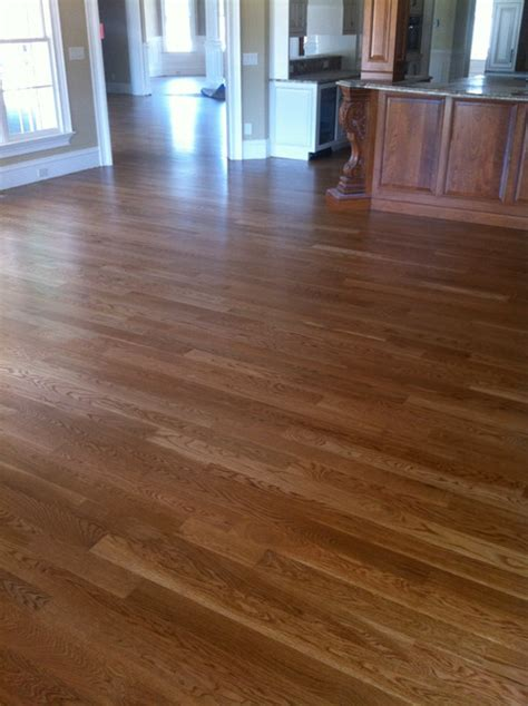 white oak select  custom border traditional