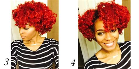 how to make the ends of your kinky twists curly ehow how to get your best braid out ever on type 4 hair