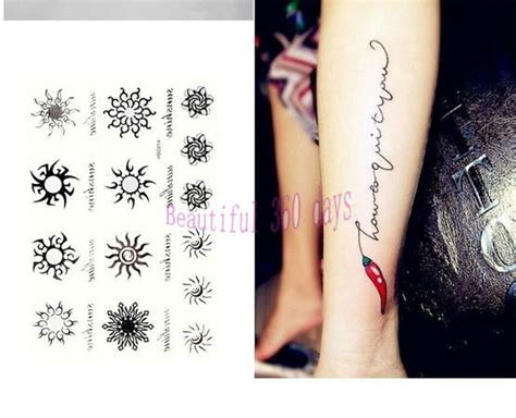 tattoo body creator professional temporary tattoos promotion online shopping