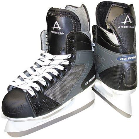 american athletic shoe american athletic shoe boy s hockey skates