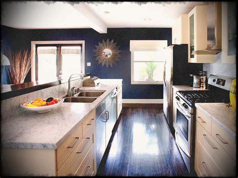 all within reach galley kitchen designs hgtv kitchen