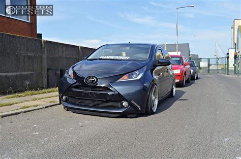 Toyota Aygo Custom 2015 Toyota Aygo Bbs Lorinser Rt Ap Coilovers Coilovers