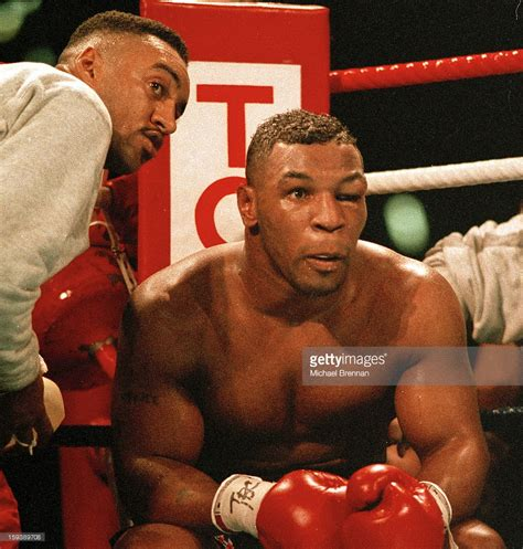 Mike Tyson To Be A by Mike Tyson Getty Images