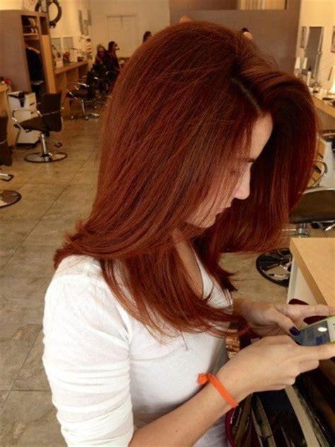 filipina artist with copper brown hair color 40 gro 223 artige dunkelrote haarfarbe ideen