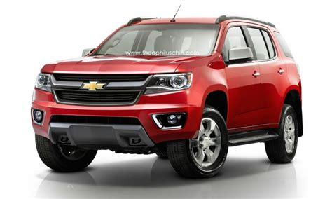 2016 Chevy Trailblazer Release Date, Specs, Price, Review