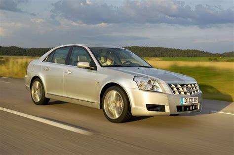cadillac bls 2006 2010 used car review car review