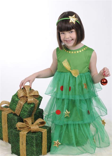 xmas tree model for fancydress green tree dress costume tree tutu costume
