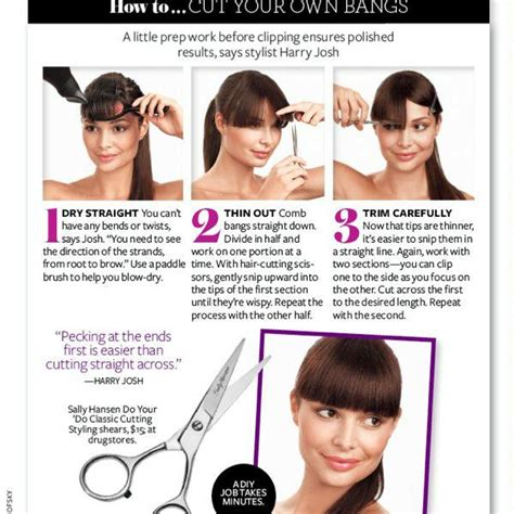 how to style bangs to the side for mature women how to cut bangs pearltrees