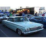 Not A Traditional West Coast 1962 Impala Low Rider BangShiftcom