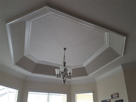 Tray Ceiling Moulding tray ceiling trim out jsr trim