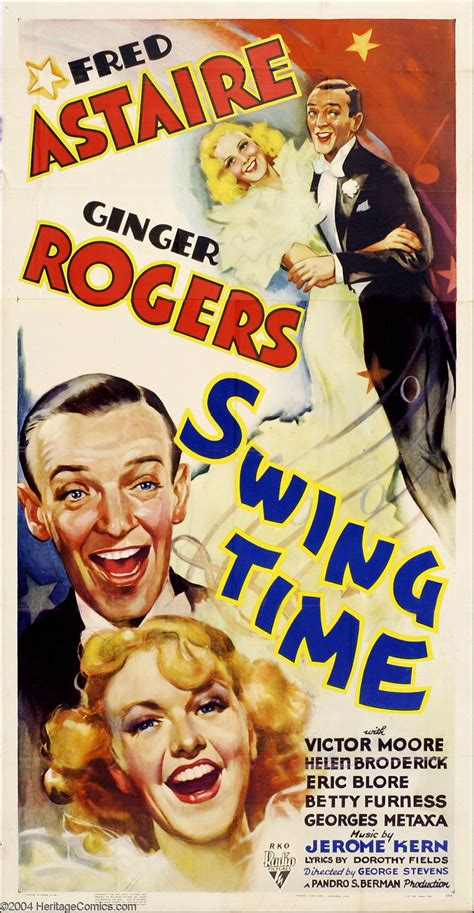 movie swing time the fight to canonize director george stevens 171 the