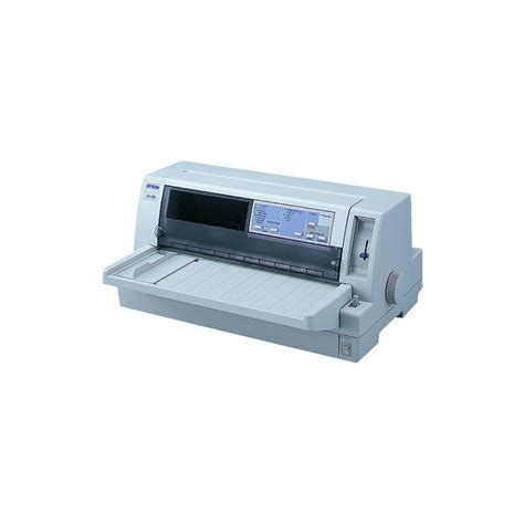 Printer Dot Matrix Murah harga jual printer epson lq 680pro dot matrix a3