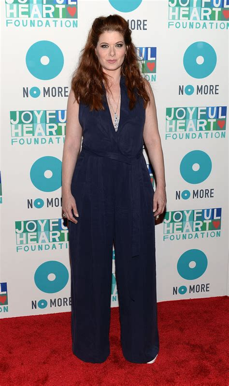 Style Debra Messing Fabsugar Want Need debra messing jumpsuit debra messing looks stylebistro
