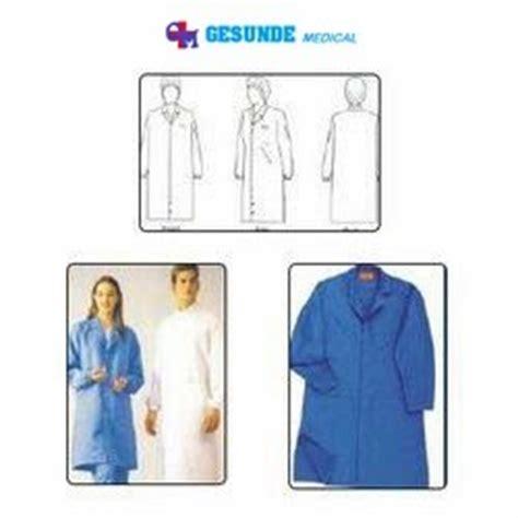 Jas Dokter Lengan Pendek Ukuran S Seragam Dokter harga baju seragam rumah sakit baju dokter baju operasi