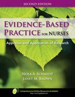 evidence based practice for nurses appraisal and application of research books evidence based practice for nurses appraisal and