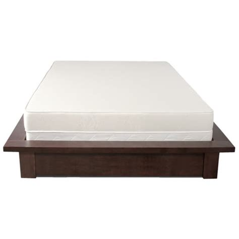 Size Rv Mattress by Select Luxury Home Rv 6 Inch Firm Reversible Size