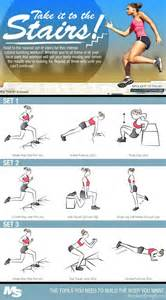 Stairs For Fitness by Stair Workout A Great Workout When Confined To Indoors