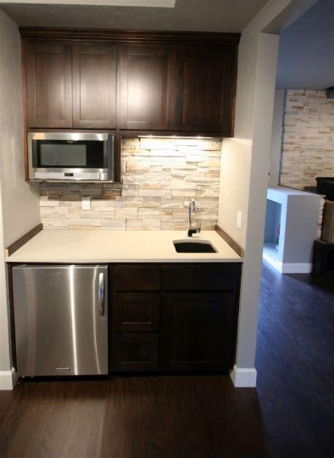 25 best ideas about basement kitchenette on