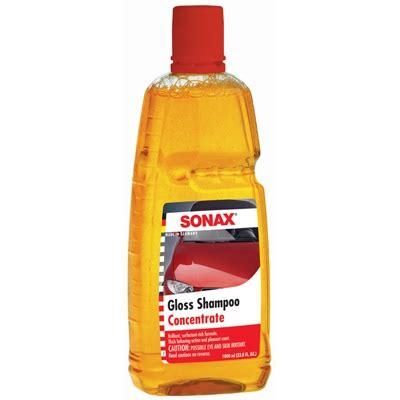 Sonax Car Wash 1000ml Sonax Gloss Car Wash Shoo 1000 Ml